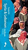 img - for Syria & Lebanon Handbook (Footprint - Travel Guides) by Ivan Mannheim (2001-07-01) book / textbook / text book
