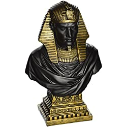 Design Toscano Egyptian King Rameses II Bust Statue