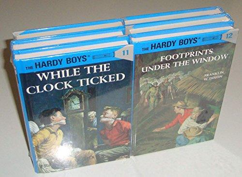 Hardy Boys Set -  Books 7-12 (Hardy Boys Box Set)