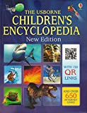 Usborne CHILDREN'S ENCYCLOPEDIA New Edition SoftCover w QR & Internet Links