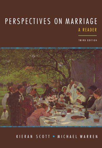 Perspectives on Marriage: A Reader by Oxford University Press