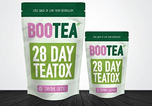 Bootea 28 Days Detox Tea 28 Sachets Free Bootea Shake 1 Sachets (Standard Shipping)