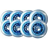 INDOOR Inline HOCKEY HILO Wheels 2-72mm 4-76mm 2-80mm