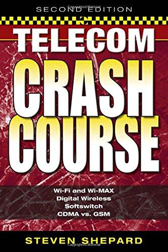Telecom Crash Course, 2/e