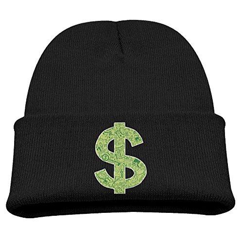 BABY CAP X Dollar Sign Cartoon Children's Beanie Comfortable Beanie
