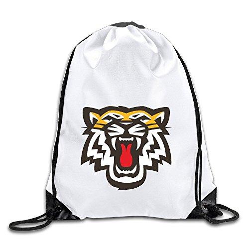 show-time-tiger-roaring-leo-backpack-gymsack-drawstring-sack-bag