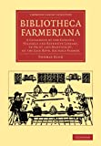 Bibliotheca Farmeriana, Thomas King, 1108065996