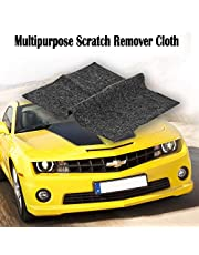 Multipurpose Scratch Remover Cloth,Car Paint Scratch Repair Cloth,Car Scratch Remover,Nano-Meter Scratch Removing Cloth for Surface Repair,Scuffs Remover,Scratch Repair and Strong Decontamin