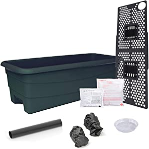 EarthBox 80651 Junior Garden Kit, Organic, Green