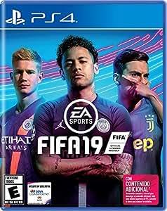 FIFA 19 - PlayStation 4 - Standard Edition (La portada puede variar)