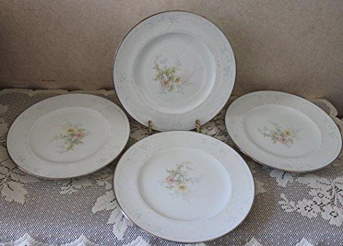 Noritake Ireland Anticipation Salad Plates - Set of 4
