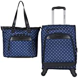 Best piece carry on luggage set - Kenneth Cole Reaction Dot Matrix 600d Polyester 2-Piece Review