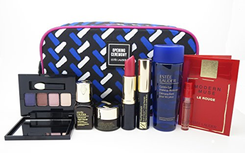 Estee Lauder 2015 Fall 8-piece Skincare Makeup Gift Set - Bold