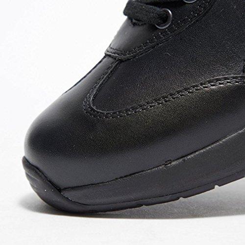 para Black Negro 6s W Zapatillas Nappa MBT Mujer Pata xfqIwFO