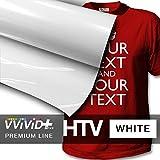 #2: VVIVID+ White Premium Line Heat Transfer Film 12