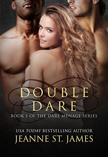 Double Dare (Dare Menage Series Book 1) cover