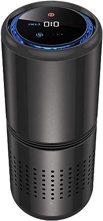 MILI purificador de aire de coche HEPA filtro Ionzier Mini ...