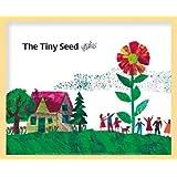 ミニポスター×フレームセット ERIC CARLE The Tiny Seed ナチュラル FST-024