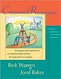 Celebremos la recuperación kit con DVD: Un programa para implementar un ministerio Cristo-céntrico de recuperación en su iglesia (Spanish Edition)