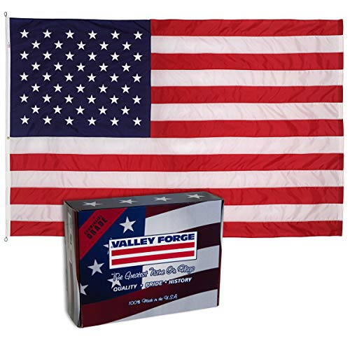 Valley Forge Flag 10221000 American Flag, 10'x15'