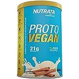 Proto Vegan (480g) - Nutrata - Baunilha com Canela Nutrata