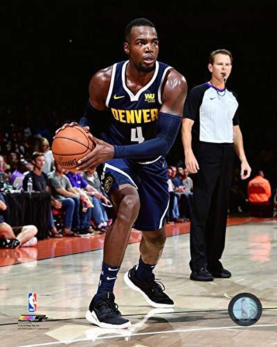 """Paul Millsap Denver Nuggets NBA Action Photo (Size: 8"""" x 10"""")"""