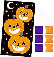 Halloween Pumpkin Bean Bag Toss Games for Party Supplier