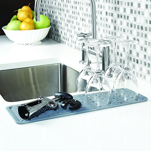 Oxo Good Grips Silicone Stemware Drying Mat Buy Online