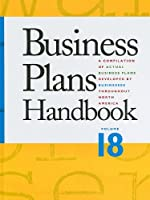 Business Plans Handbook, Volume 18 Front Cover