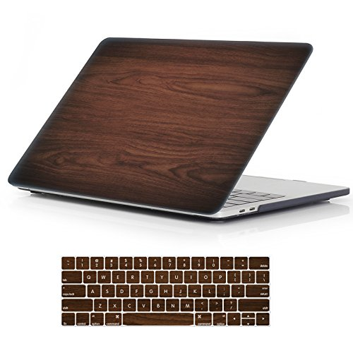 iCasso Macbook Release Keyboard woodgrain