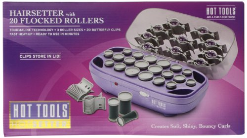Hot Tools HTS1403 20-Piece Tourmaline Hairsetter (Rollers Hot Tools)