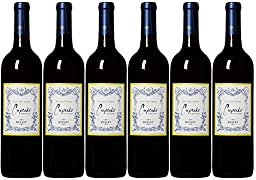 2014 Cupcake Vineyards Merlot Pack, 6 x 750 mL Red Wine