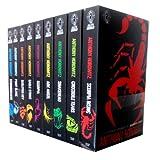 Alex Rider Collection Pack, 9 Books Set, (Scorpia Rising, Stormbreaker, Point Blanc, Skeleton Key, Eagle Strike, Scorpia, Ark Angel, Snakehead, Crocodile Tears) (Alex Rider - Spy Agent for Mi6 and Cia)