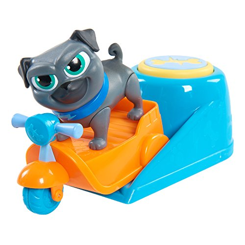 Puppy Dog Pals Bingo with Scooter & Launcher Toy