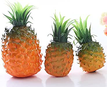 Amazon.com: CynKen Realistic Pineapple Lifelike Foam Simulation Fake Fruit Display Toy: Toys & Games369 x 300 jpeg 18kB