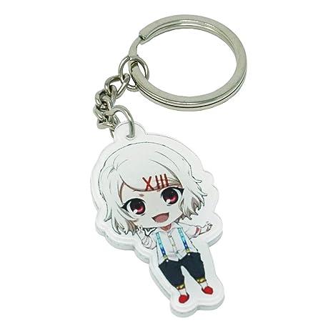 Tokyo Ghoul - Popular Anime Manga Series Acrylic Key Chain Ring (Suzuya Juuzou)