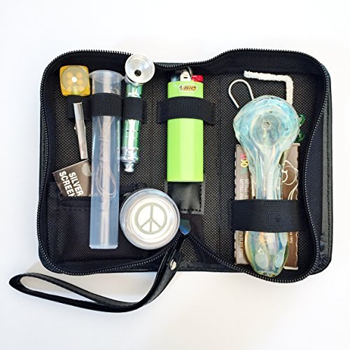 Cool FT Products Original Smoker's Travel Kit for Tobacco Use Arbitrary Colors (Tobacco Products)