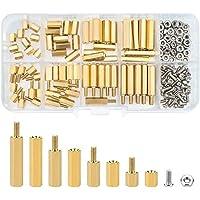 Size : M1.6x5 Marque: SITAO Acier inoxydable Hex t/ête /à six pans Vis M1.4 // M1.6 // M2 // M2,5 // M3 * 2//3//4//5//6//8//10//12//16//20//30//40//50 // 100mmle boulon de longue brand:SITAO 50pcs