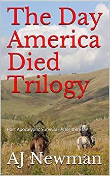 Day America Died Trilogy Apocalyptic ebook product image