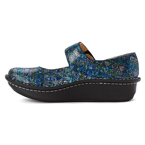 Alegria Womens Paloma Flat Rave On Nile