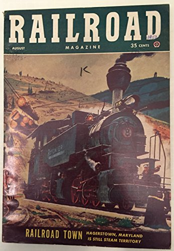 - Railroad Magazine August 1953