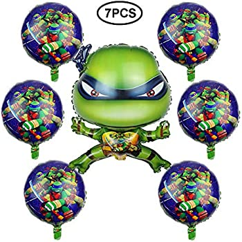 Amazon.com: Suministros de fiesta de las Tortugas Ninja ...