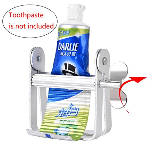 Fabcell Toothpaste Tube Squeezer Dispenser – Metal Tube Sq