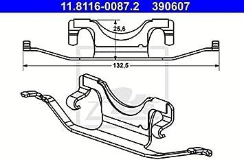 ATE 11.8116-0087.2 Feder Bremssattel