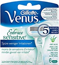 Gillette for Women Venus Embrace Sensitive Rasierk
