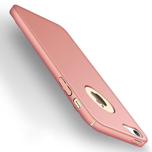14 opinioni per Anccer Cover iPhone 5S [Serie Colorato] di Gomma Rigida Protezione Da Cadute e