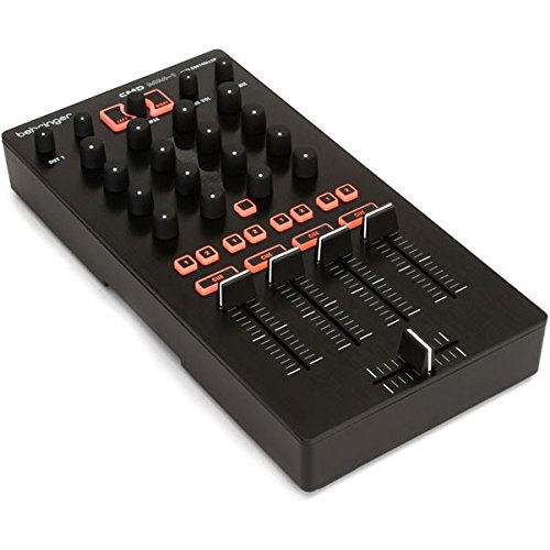 Behringer 4 Channel Mixer Based Module Powered