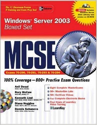 Mcse 70-290 Pdf