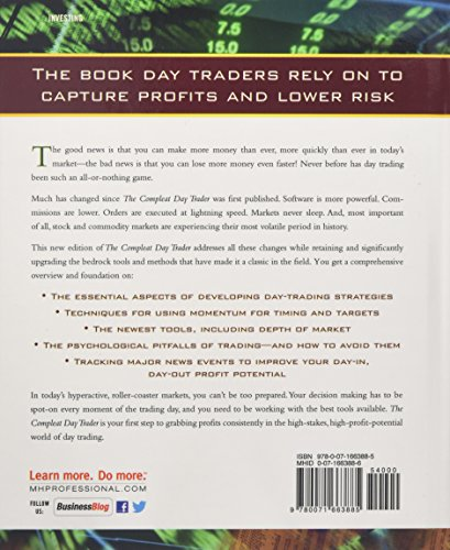 51zDTBZXVdL - The Compleat Day Trader, Second Edition