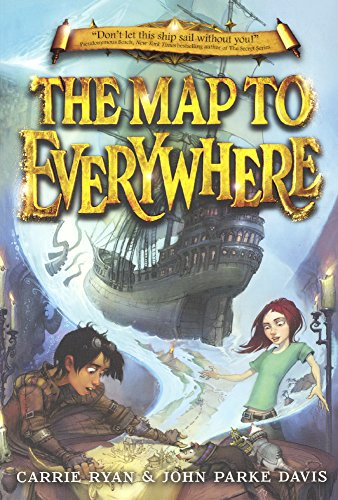 The Map To Everywhere (Turtleback School & Library Binding Edition) (Map Turtles)